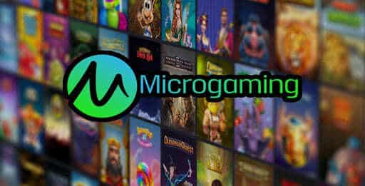 microgaming สล็อต